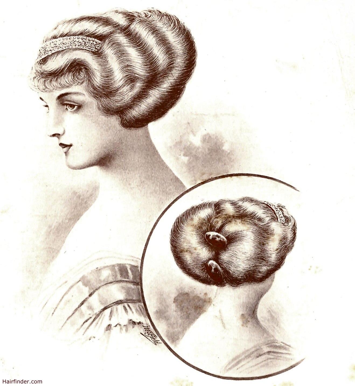 World War One Era Hairstyles