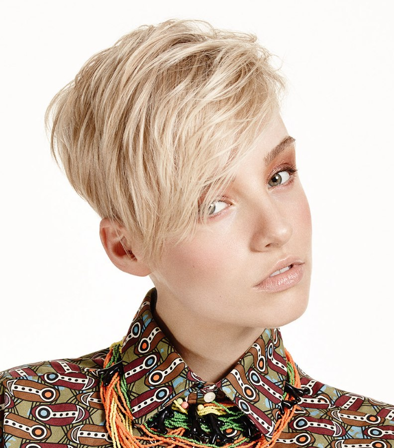 Easy To Wear And Style Short Hair