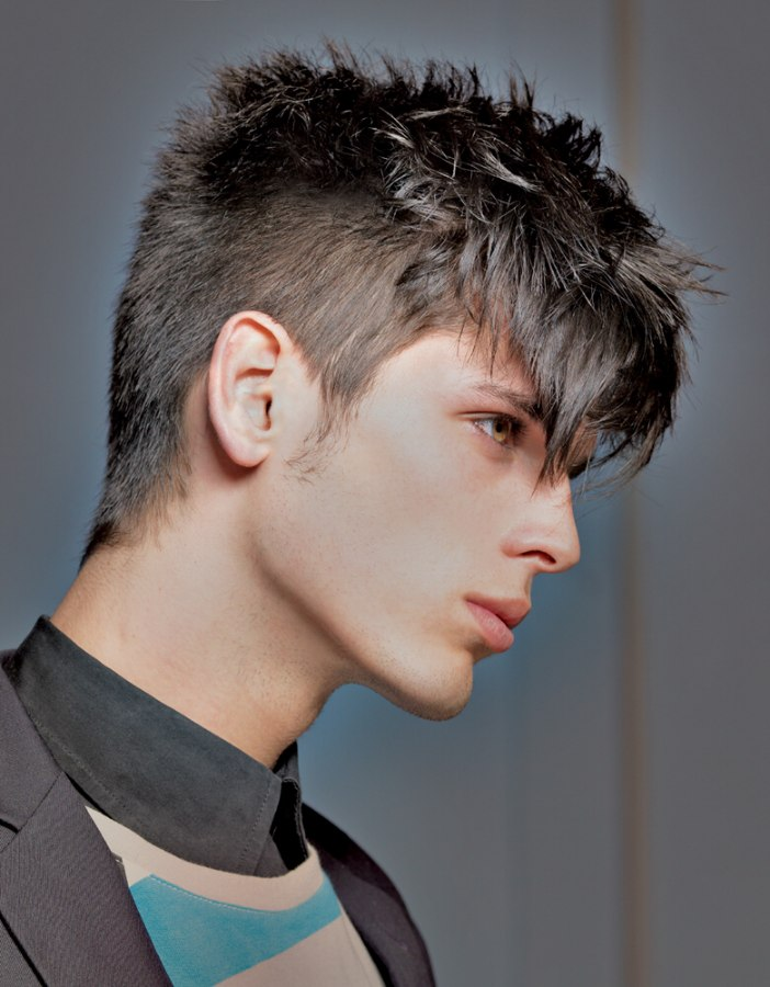 Haircuts for boys with fine hair