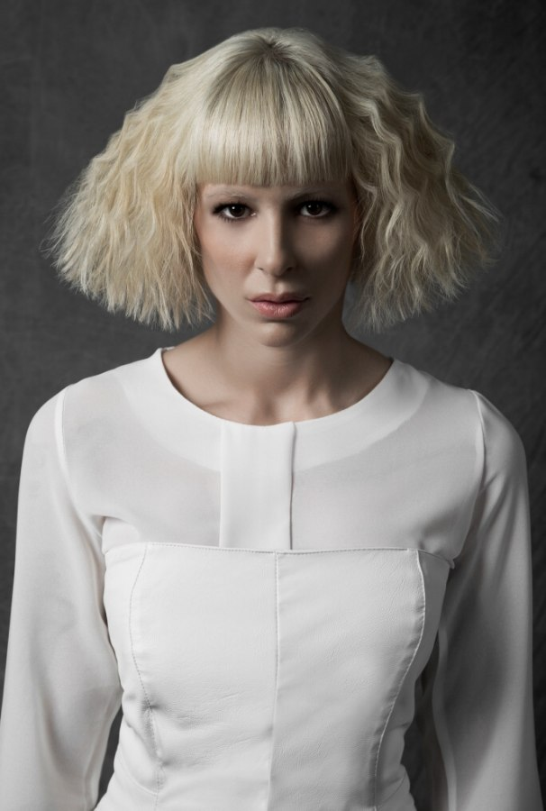perming hair styles bob haircut with perm haircuts models ideas 7498