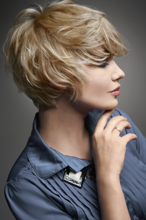 Easy Looks For Women Who Want To Cut Their Hair Short Or
