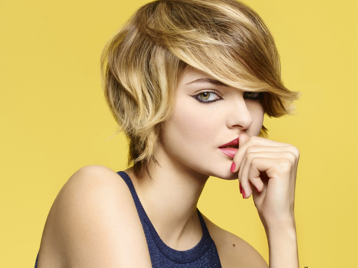 Hairstyle For When You Are Growing Out A Pixie Cut