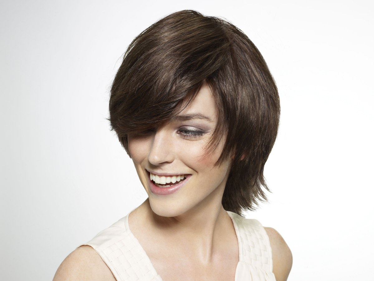 Short easy to wear and wash and go hairstyle wash and go hairstyle for short hair winobraniefo Image collections