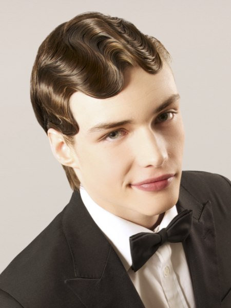 Vintage Inspired Hairstyles For Men And Women