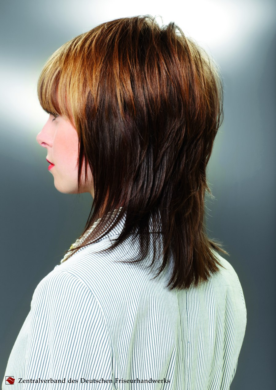 layered bob haircuts for hair medium hairstyles back of hairstyles 2386