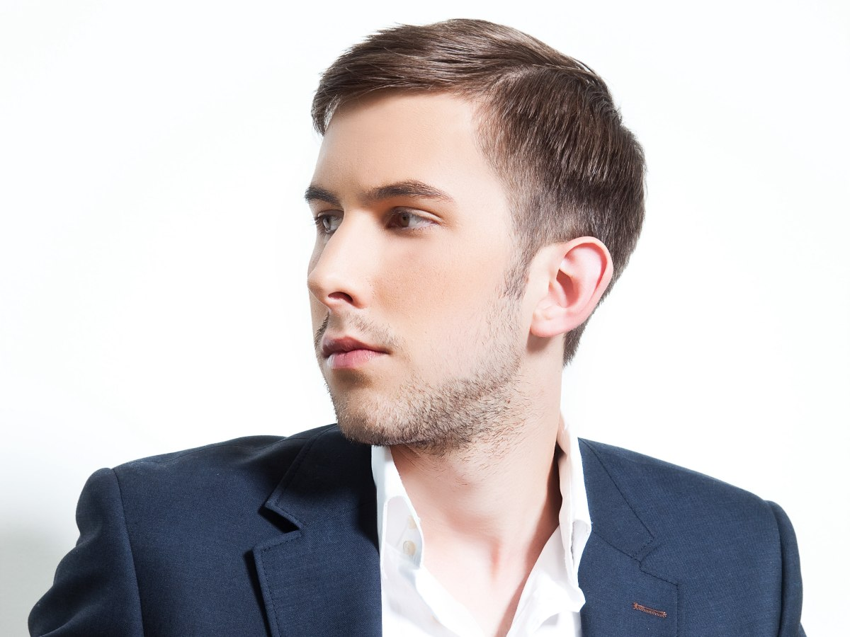 Strange Professional Haircut For Men From Military Buzz Cut Short To One Short Hairstyles Gunalazisus