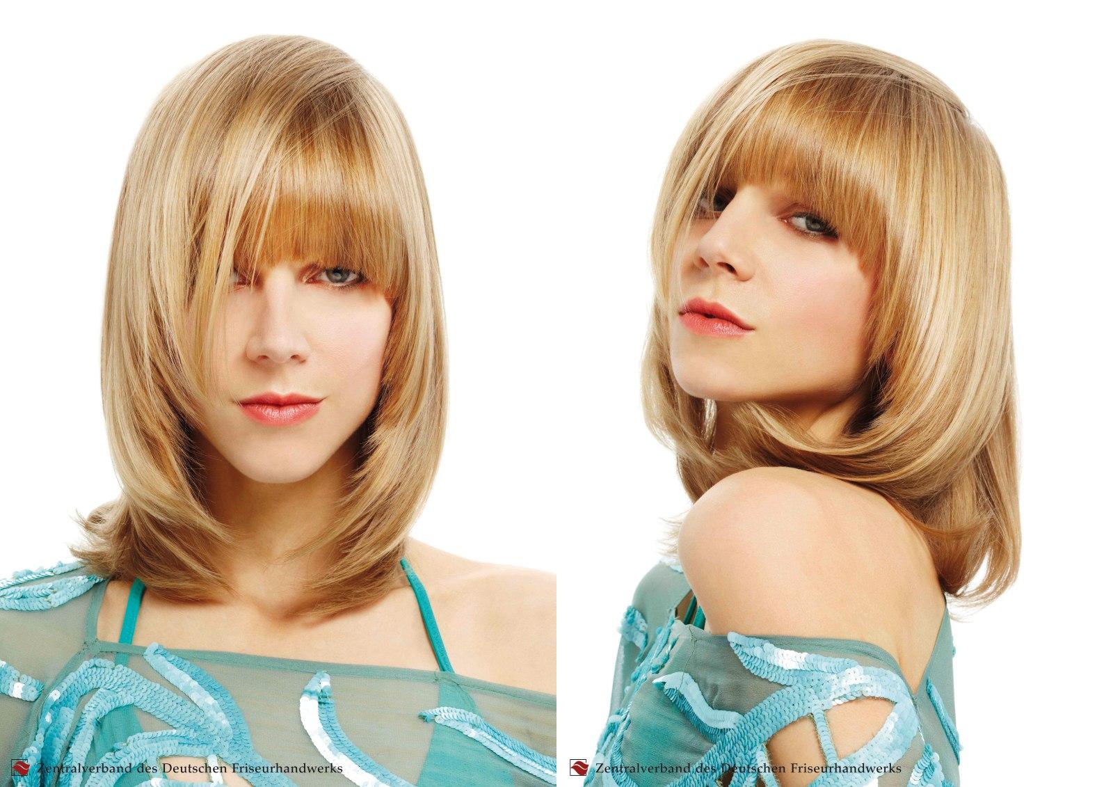 jennifer aniston medium length hair