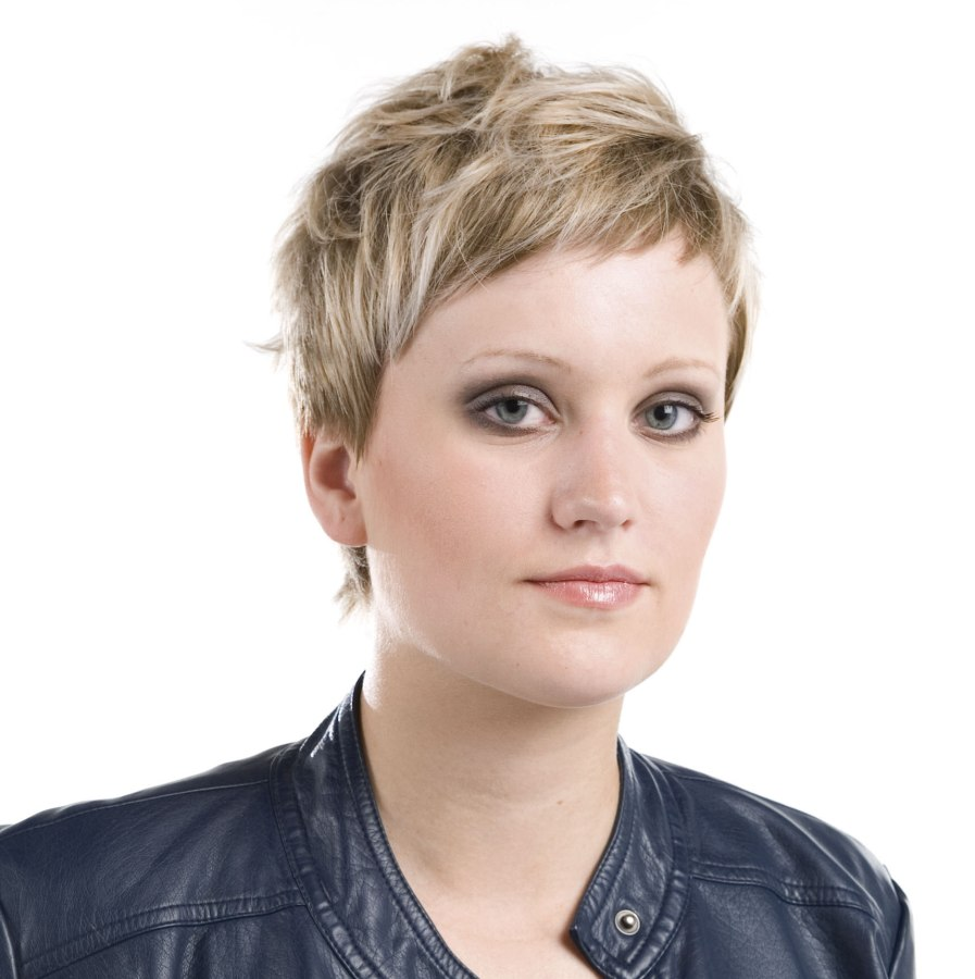 47 Popular Short Choppy Hairstyles for 2018