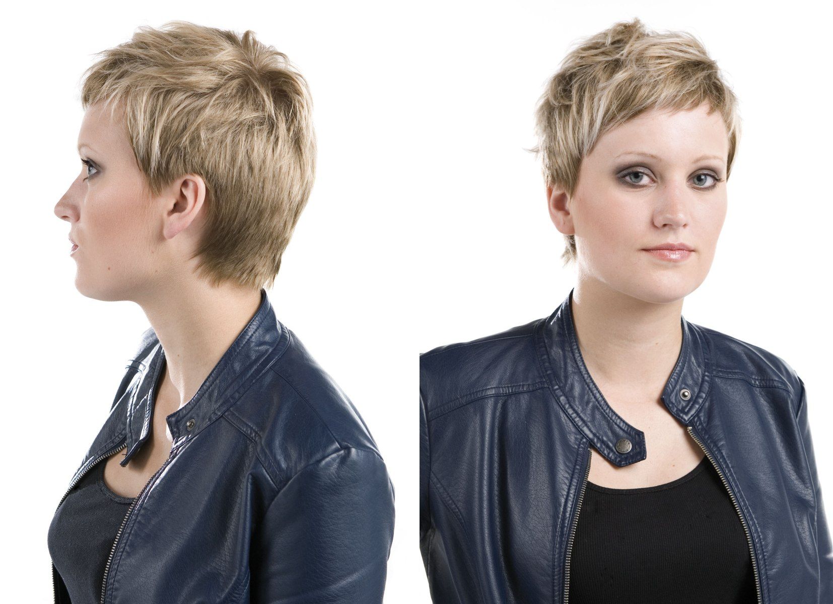 Short Hairstyles: Easy To Style Short Haircut That Wants To Be Touched