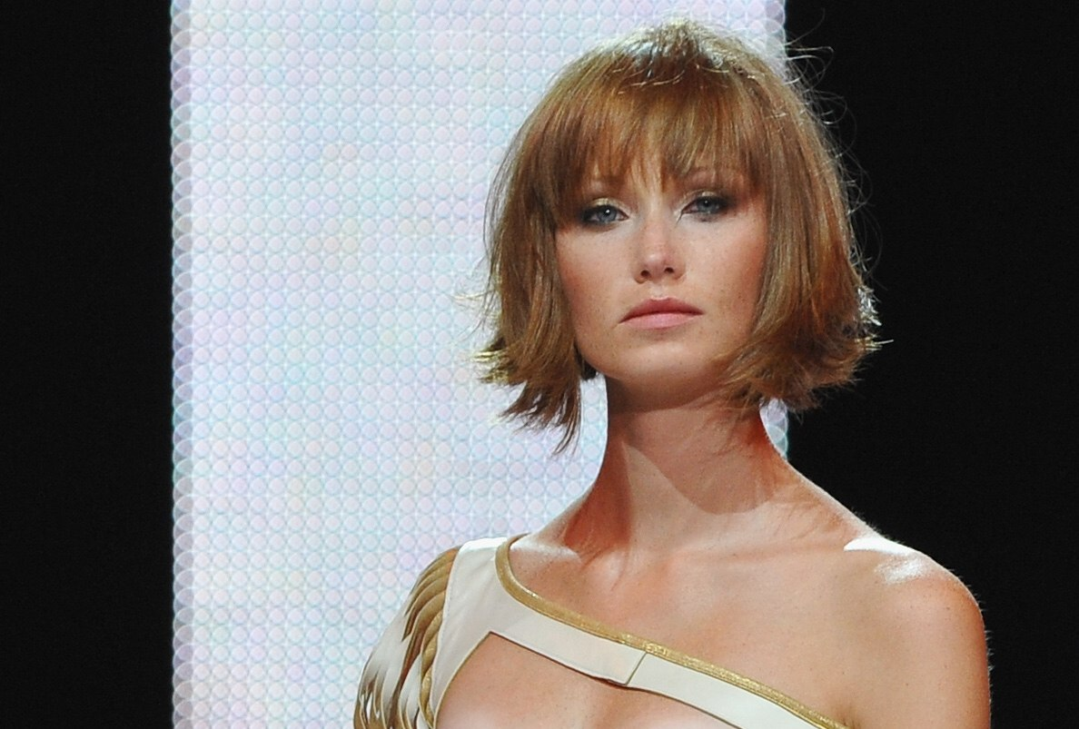 ... brown hair colors to make the haircut glistening and mysterious