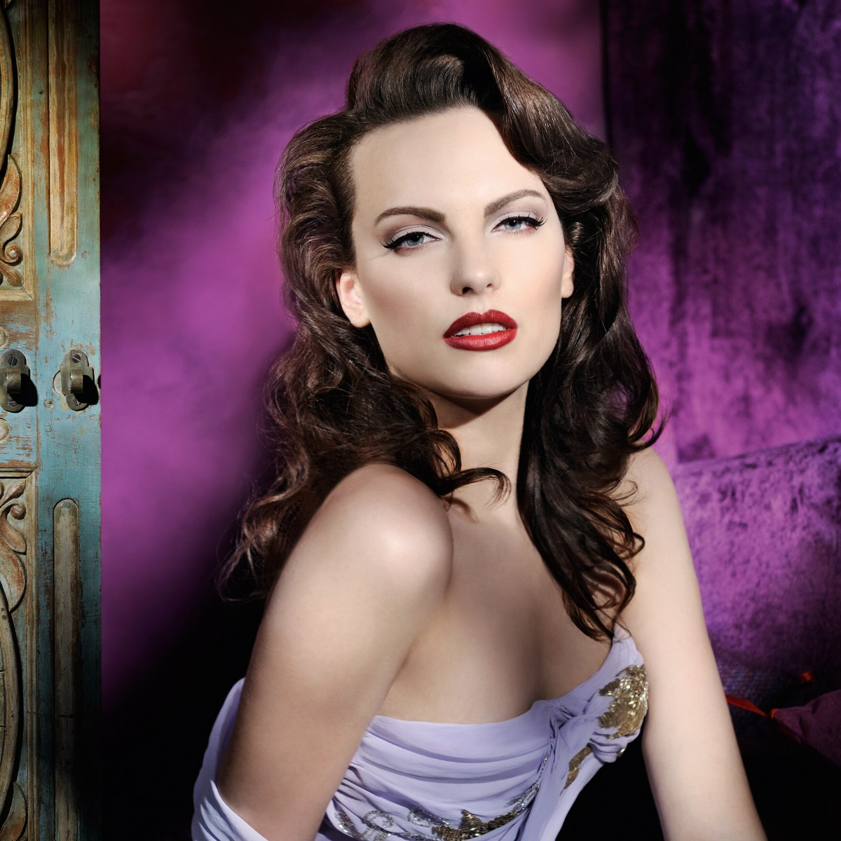 Old Hollywood Hairstyles