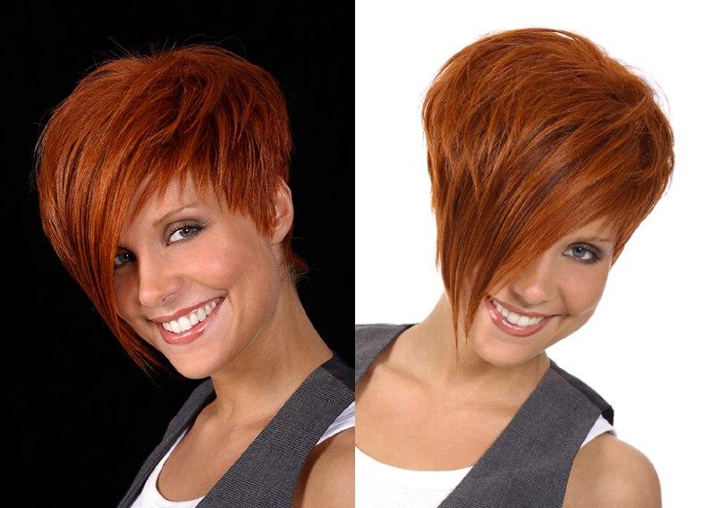 Short red hairstyles back short hair trend 2017 urmus Gallery