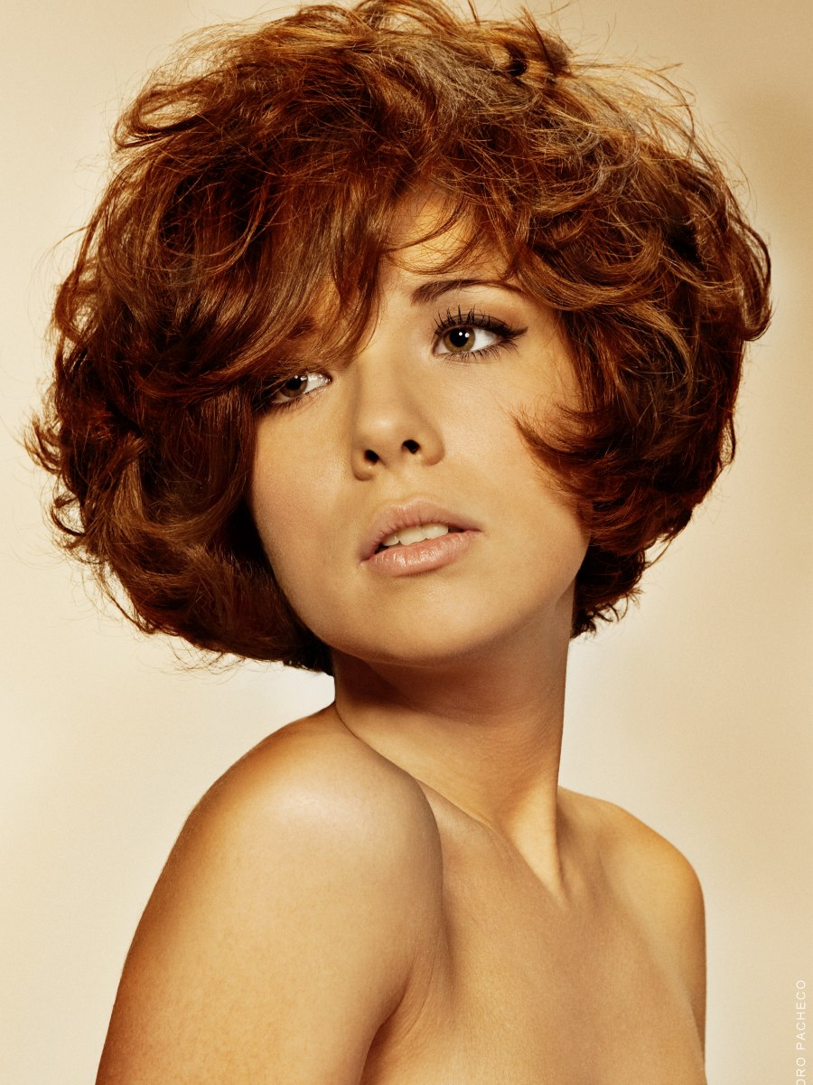 Liz Taylor Hairstyle Curls Women All Ages