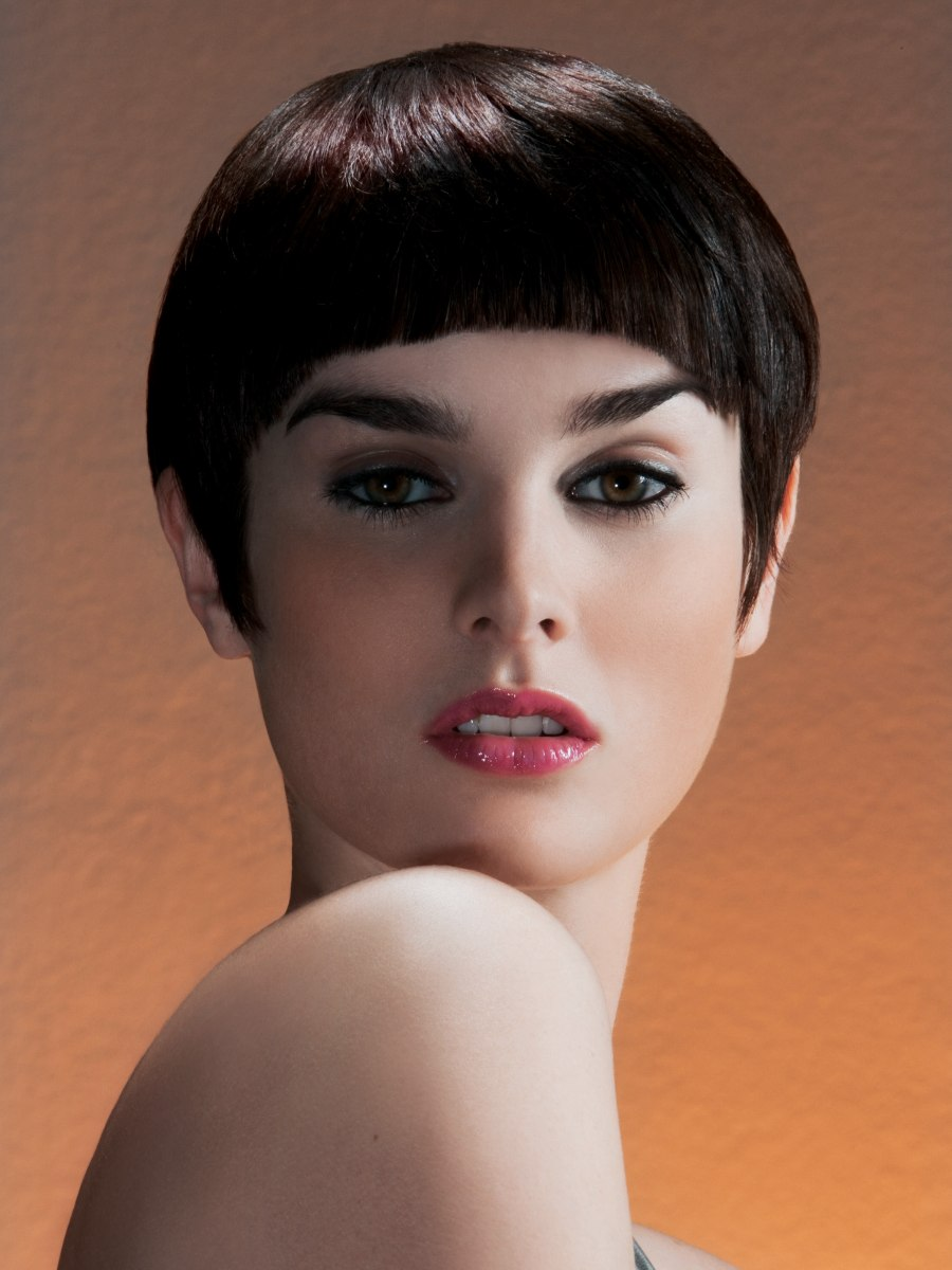 Old Fashioned Short Hairstyles Hairstyles