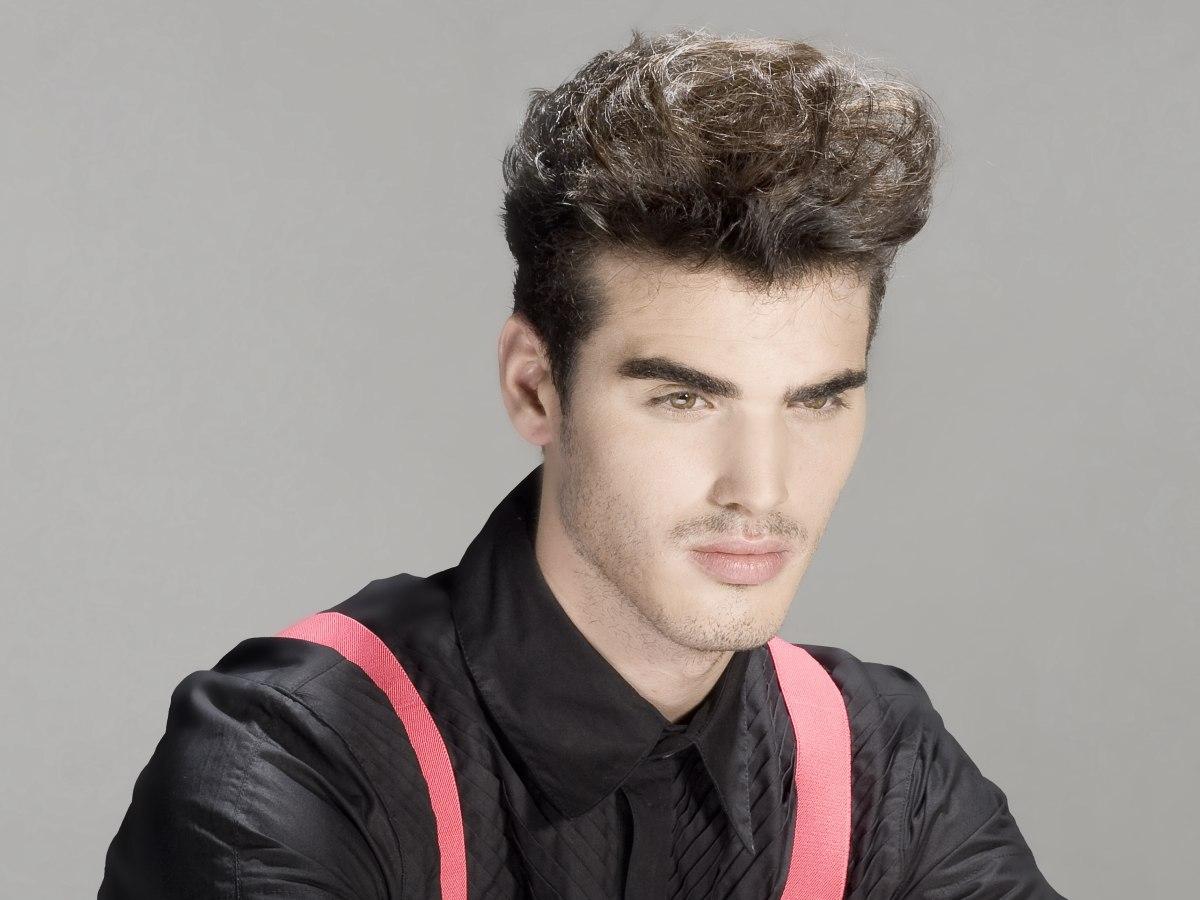 Astounding 80S Hairstyles For Short Hair Guys Short Hair Fashions Hairstyles For Men Maxibearus