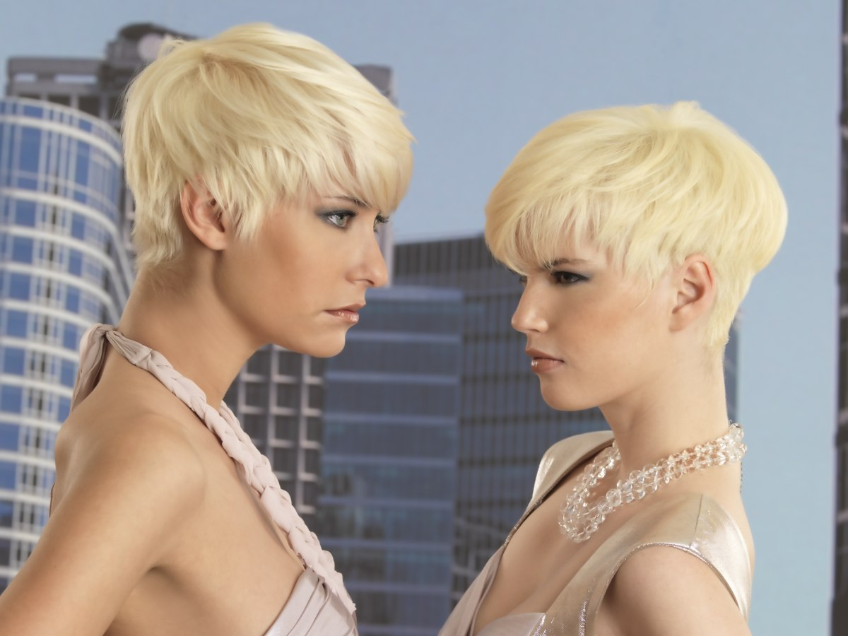 Glamorous and seductive short hair fashion fow women short hair fashion for women winobraniefo Image collections