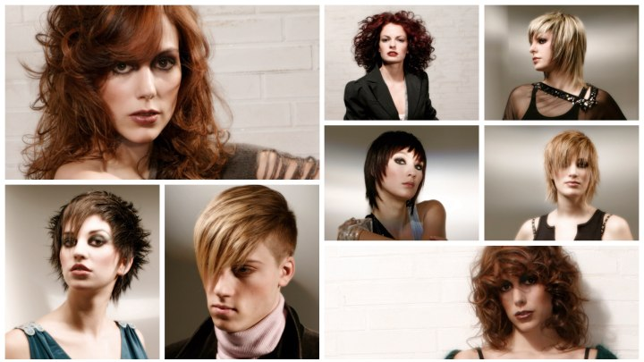 Stunning Hairstyles For Men And Women