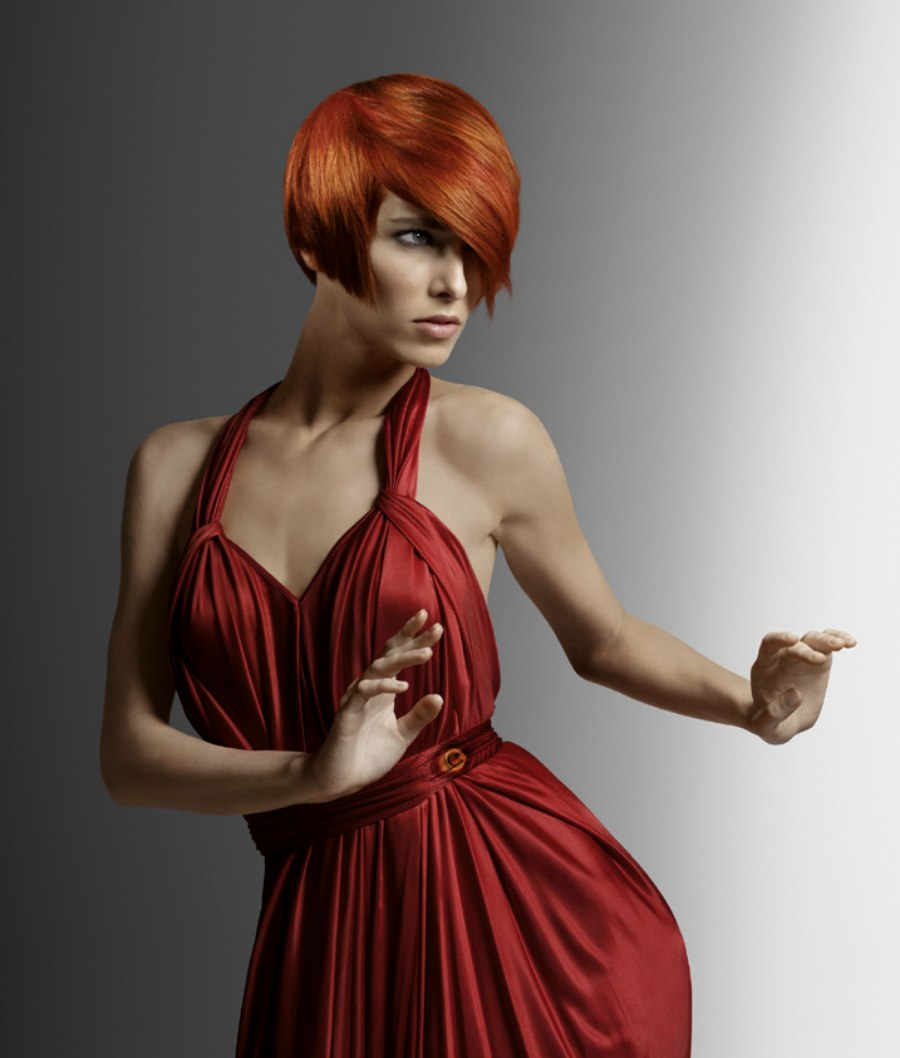 Wella Color Cascading Techniques | eHow.com