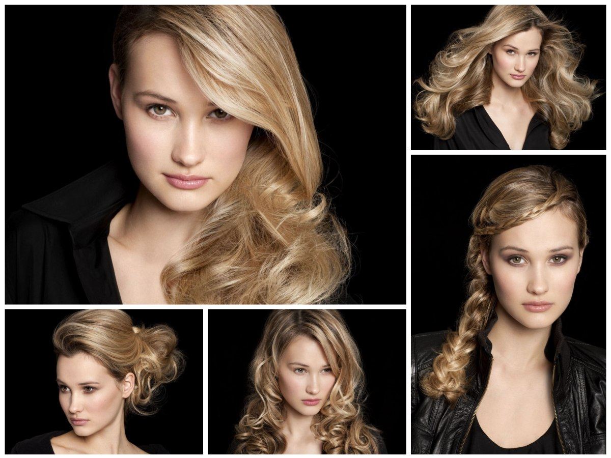 easy to create hairstyles for long hair
