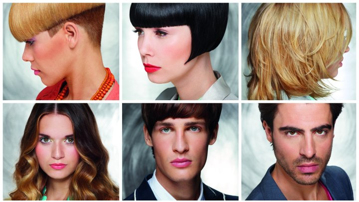 Modern Long And Short Hairstyles With A Wow Effect That Look And Feel Good
