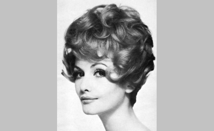 Hair Style 60s: 1960's Hairstyles And Haircuts Of The Sixties