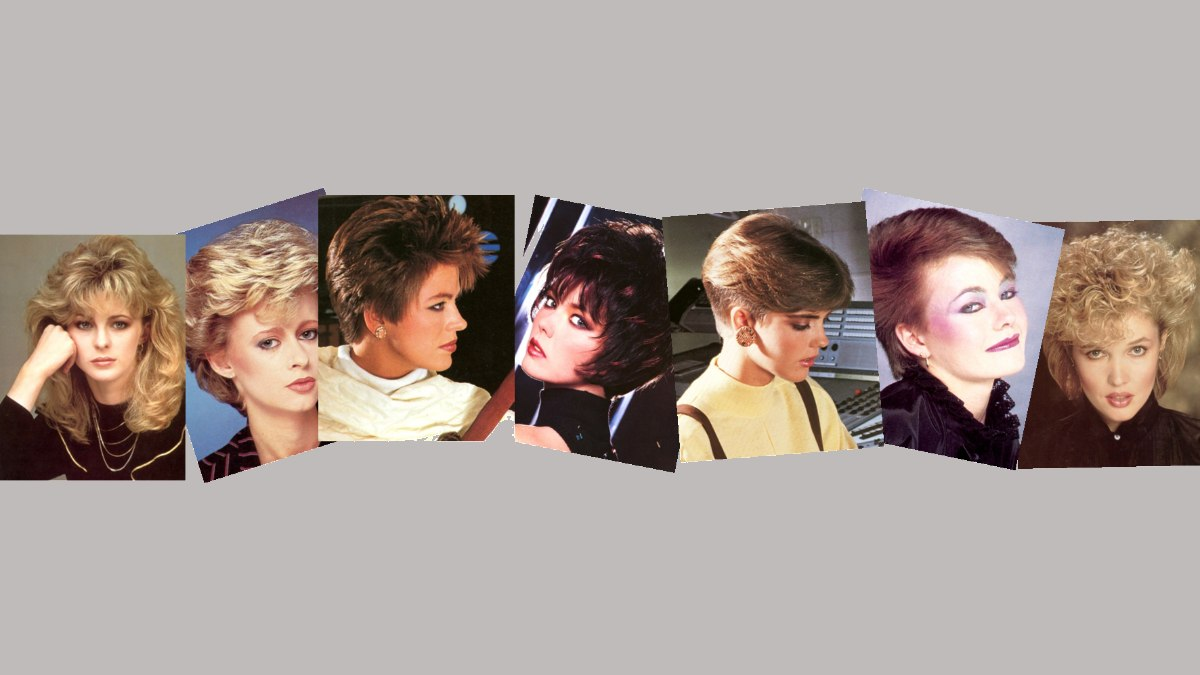 Women's Hairstyles And Looks Of The 1980s