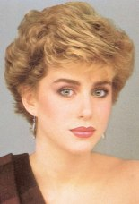 Excellent Short And Spiky 80S Hairstyle Short Hairstyles Gunalazisus