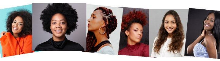 Hairstyles for black hair