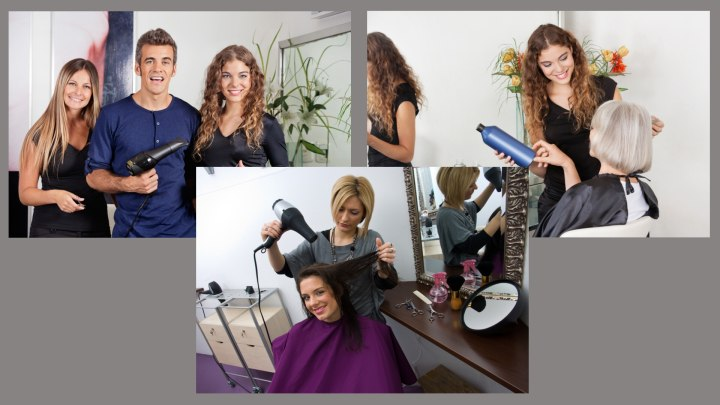 Hair salons