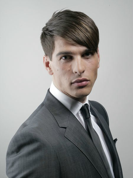 wearable men's hairstyle. Stylists from Central Studio in Bristol are