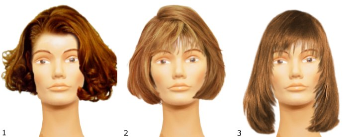 Suitable Hairstyles For Inverted Triangle Faces