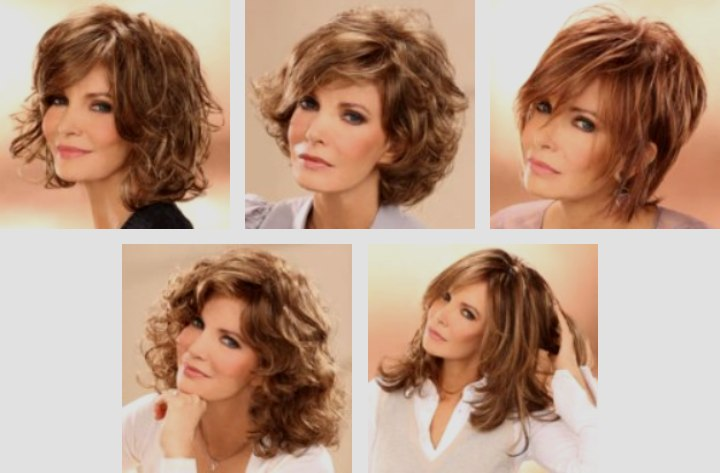 Jaclyn Smith Hair Styles Created With Fashion Forward Wigs