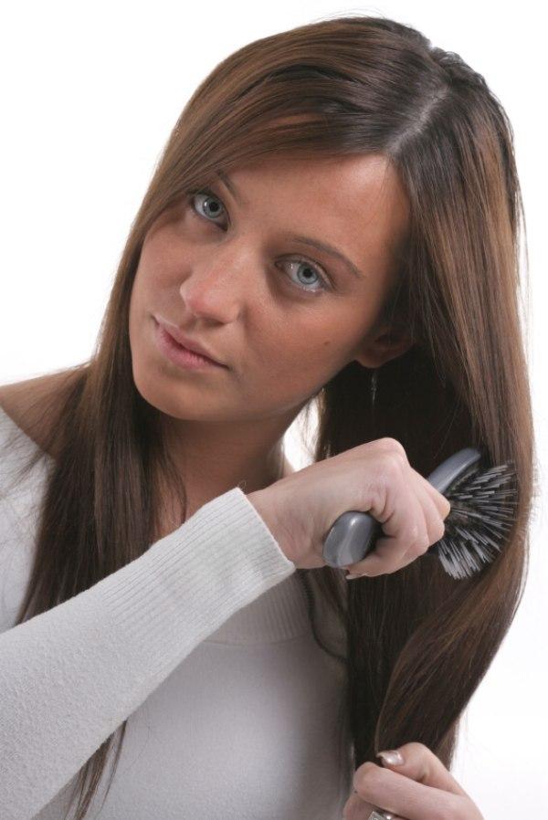 Come in salone per trattare capelli