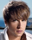 easy hairstyle for men