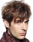 highlights for male hair