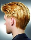 undercut sides for men