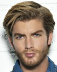 summer hairstyle for men