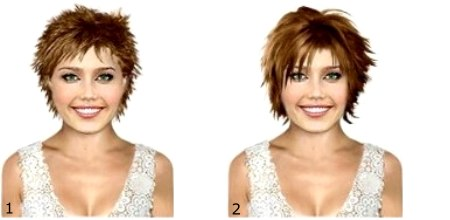 Wondrous Grow Out Hair From Short To Longer And Keep It Looking Good At The Short Hairstyles Gunalazisus