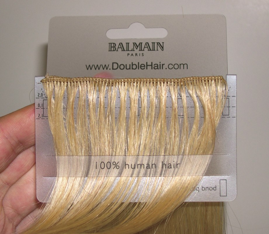 Simple To Apply And Reusable Natural Hair Extensions