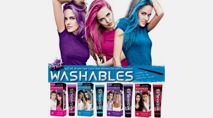 Hair Color Products Wash Easybrush Hair Color | dark auburn hair color