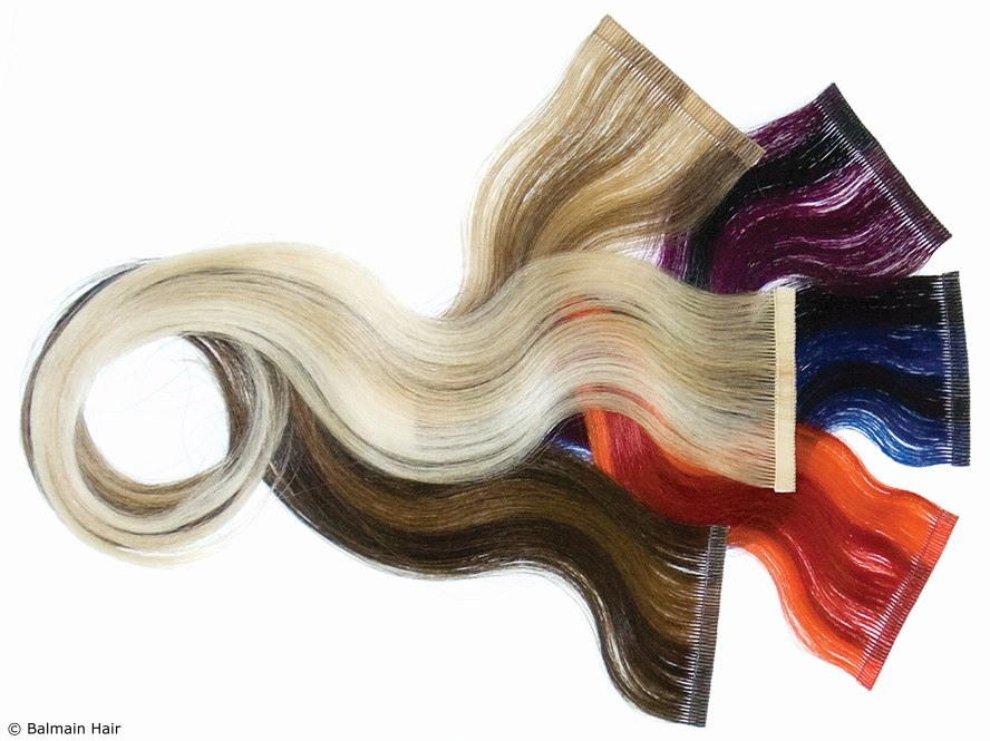 Reusable tape hair extensions made of 100 natural hair hair extensions with tape pmusecretfo Image collections