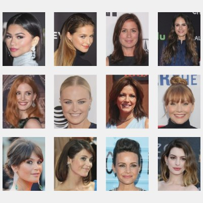 Celebrity hairstyles news