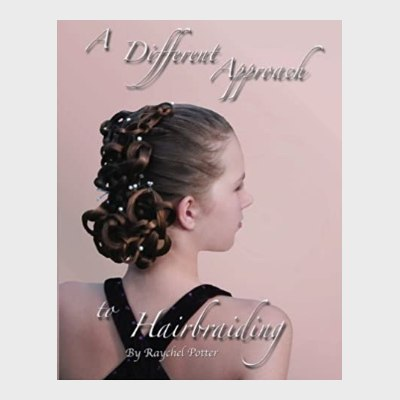 Hair braiding book