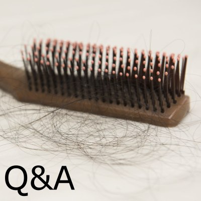 Hair loss questions and answers