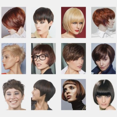 Short Hairstyles For Women Short Hair Styles Short Haircuts