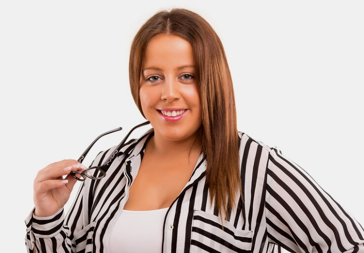 Hairstyles for chubby women and how to make your face look slimmer