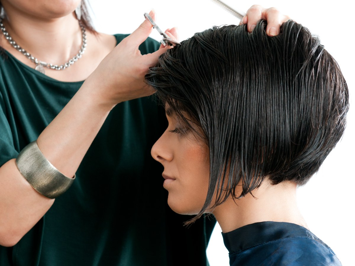Cutting Hair Styles Entrancing Age Appropriate Hairstyles And Rules For Hair Length