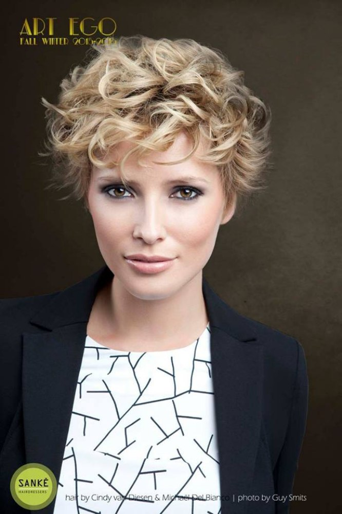 Art Ego Hairstyles With Attractive Pixie Cuts
